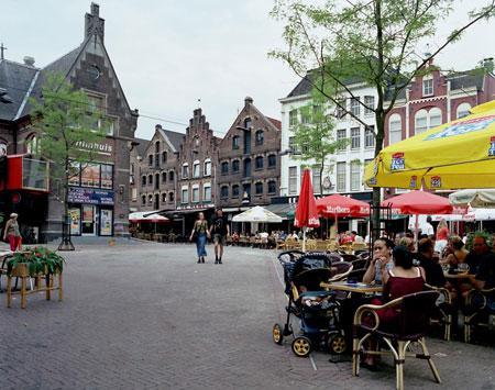 Ciudad de Arnhem en Holanda. Crédito: José Manuel Vargas
