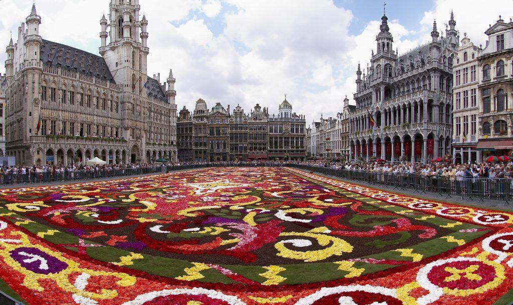 Plaza Mayor Bruselas