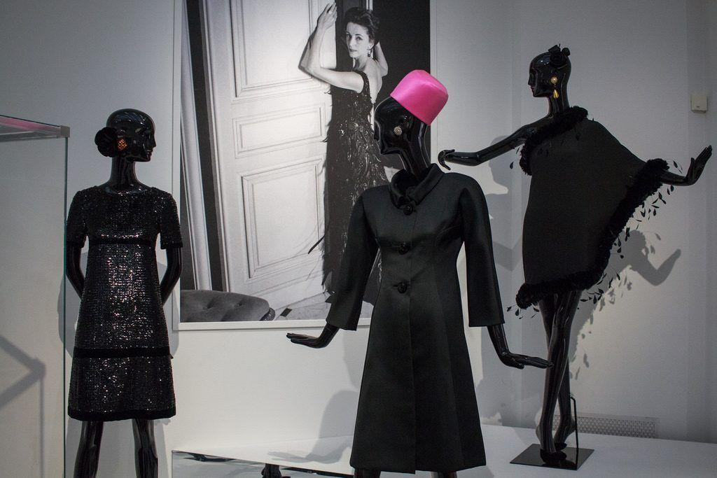 Vestidos Givenchy para Audrey Hepburn