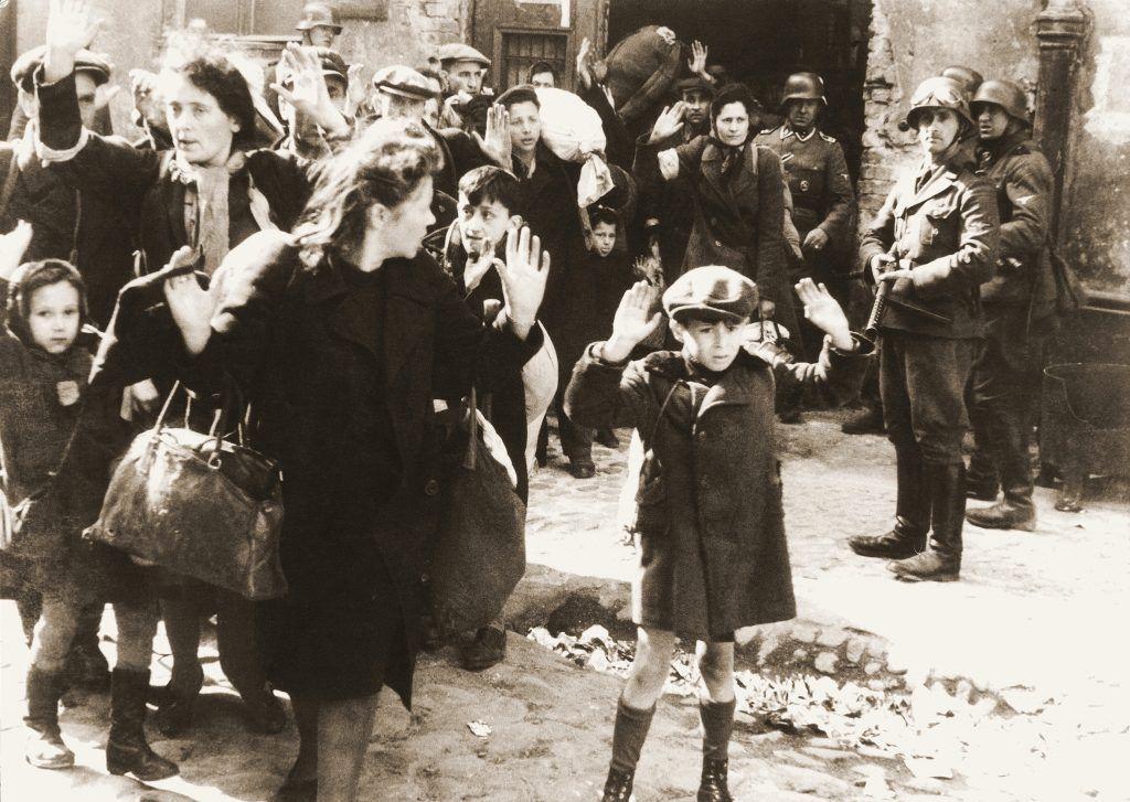 Niños judíos