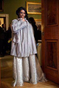 Aretha en la Casa Blanca