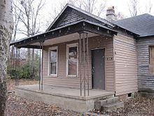 Casa natal de Aretha Franklin