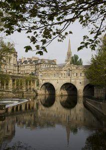 Bath ciudad de Inglaterra