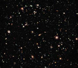 Millones de galaxias