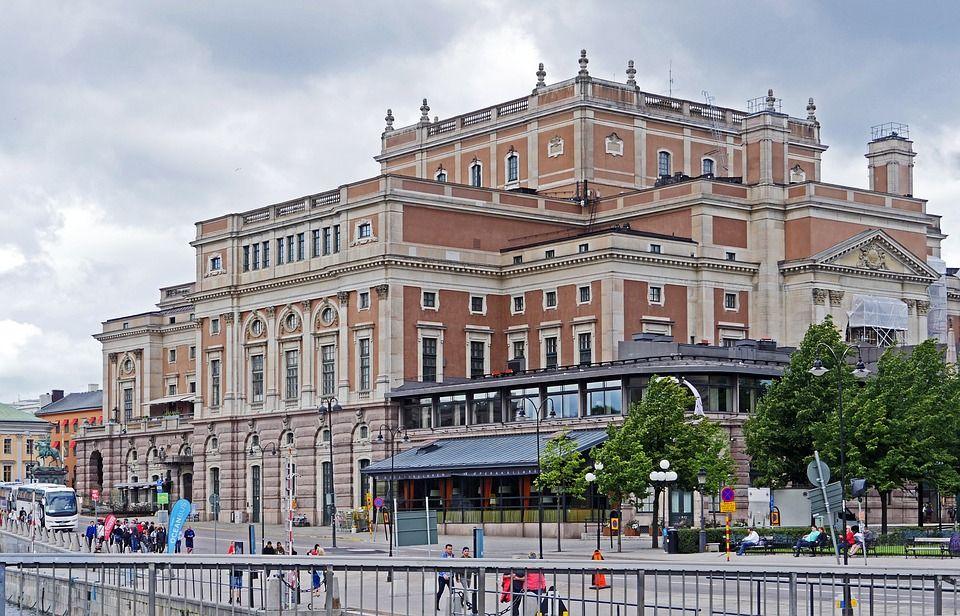 Estocolmo Opera