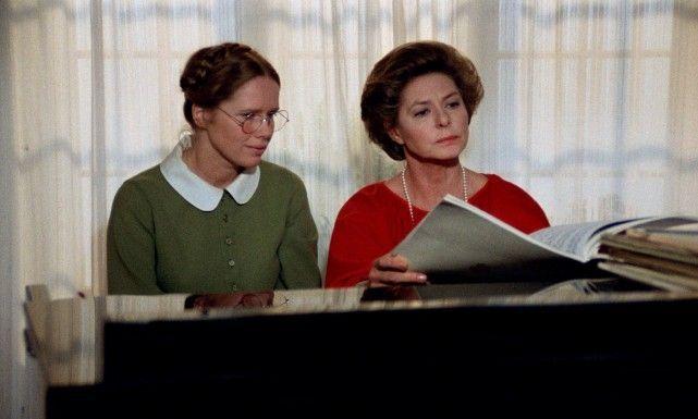 Ingrid Bergman Sonata otoño