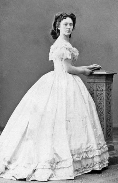 Retrato de Bertha von Suttner en el año 1973. Crédito: Wikimedia