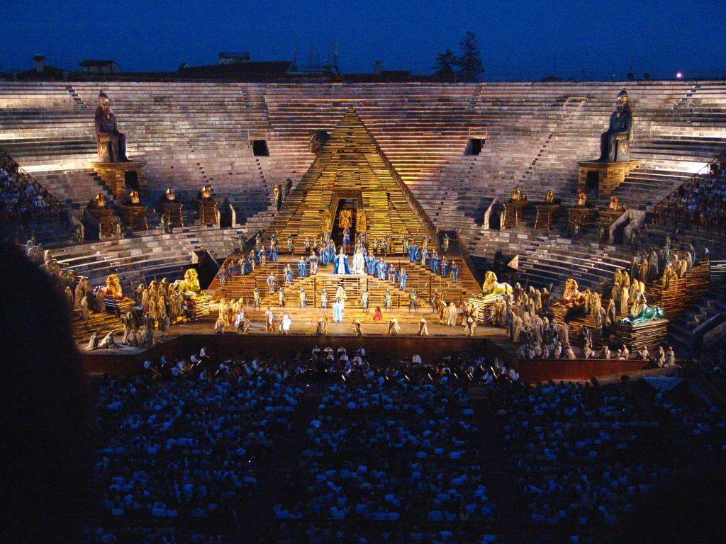 Anfiteatro Verona