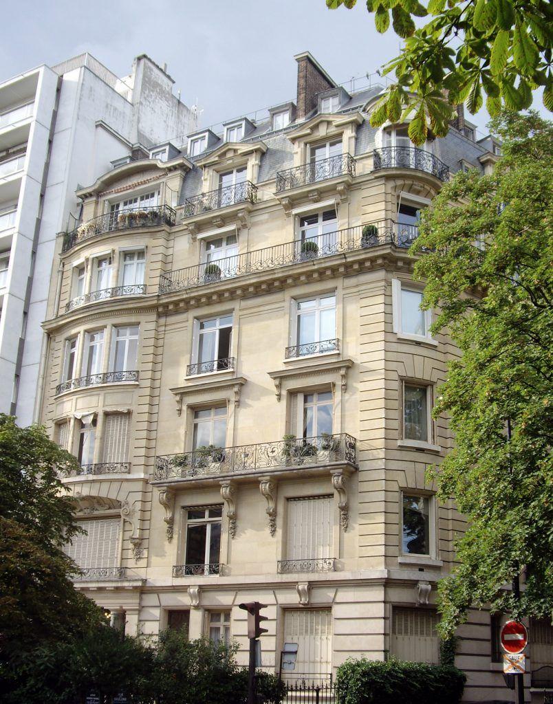 Avenida Georges Mandel