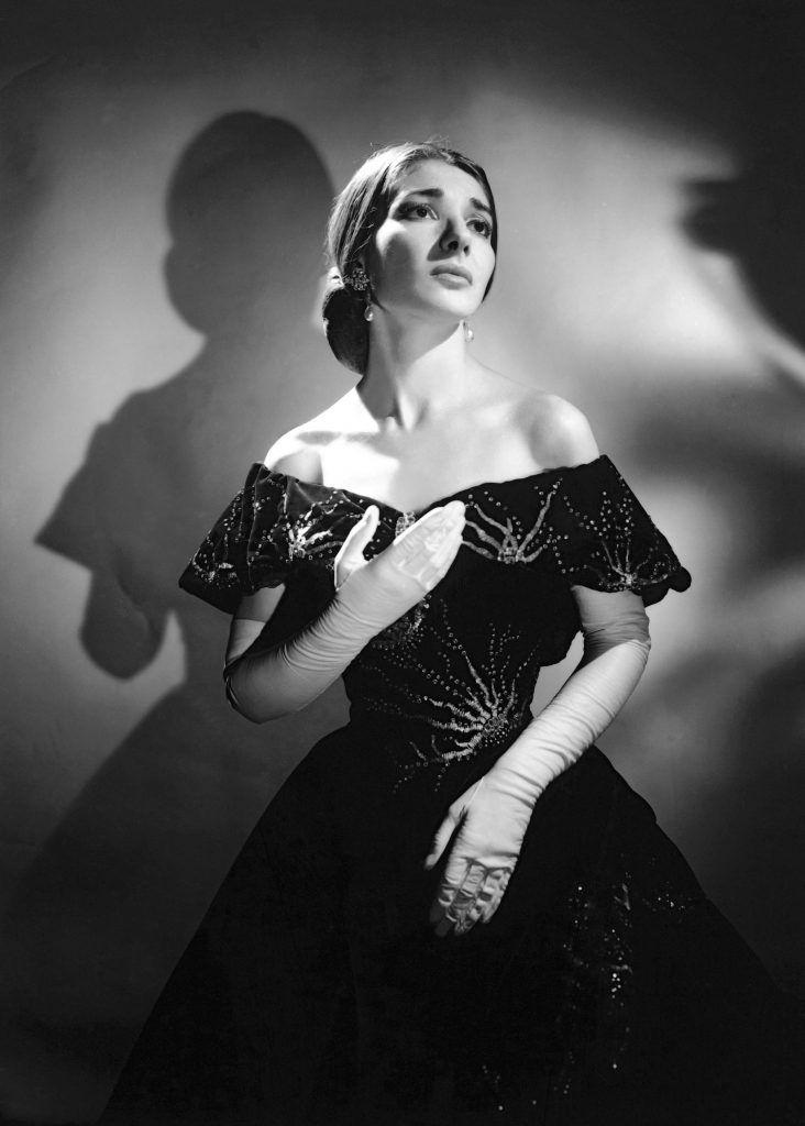María Callas como Violetta