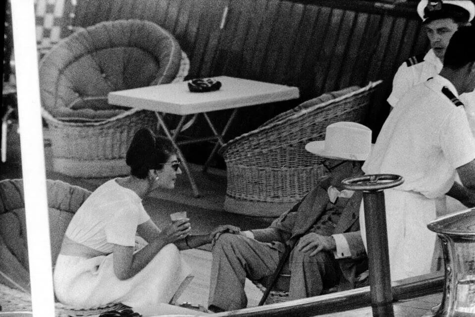 María Callas y Churchill. Biografía de María Callas
