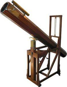Telescopio de Caroline Herschel