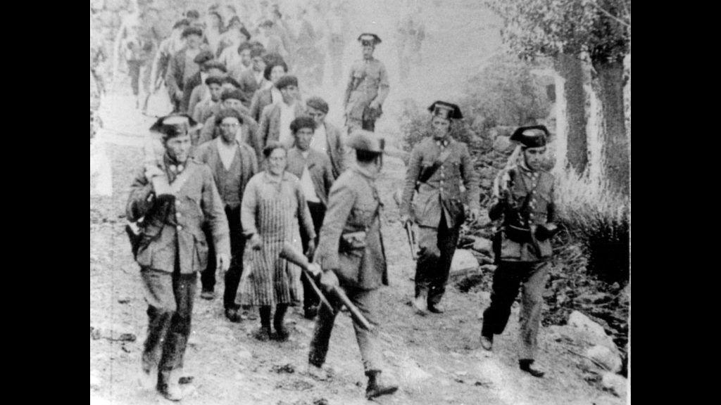 La insurrección obrera sacudió Asturias en octubre de 1934. Crédito: ABC Historia