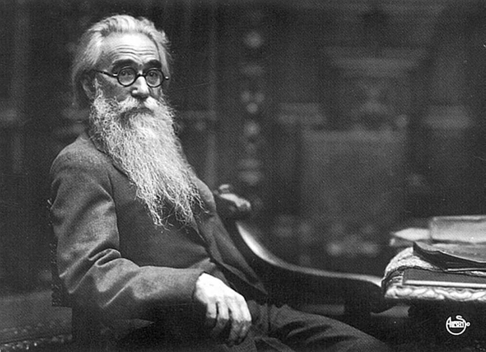 Ramón Valle Inclán fue dramaturgo, poeta y novelista español. Crédito: Laurall