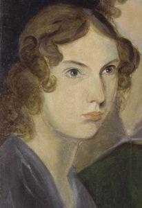Anne Bronté hermana de Emily