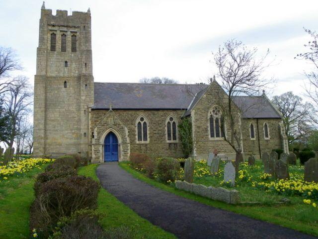 Iglesia de Thornton, Yorkshire