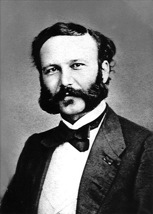 l filántropo suizo Henri Dunant, fundador de la Cruz Roja, recibió el Premio Nobel de la Paz 1901.