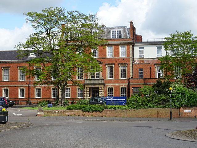 Hospital Buckinghamshire. Crédito: John M.