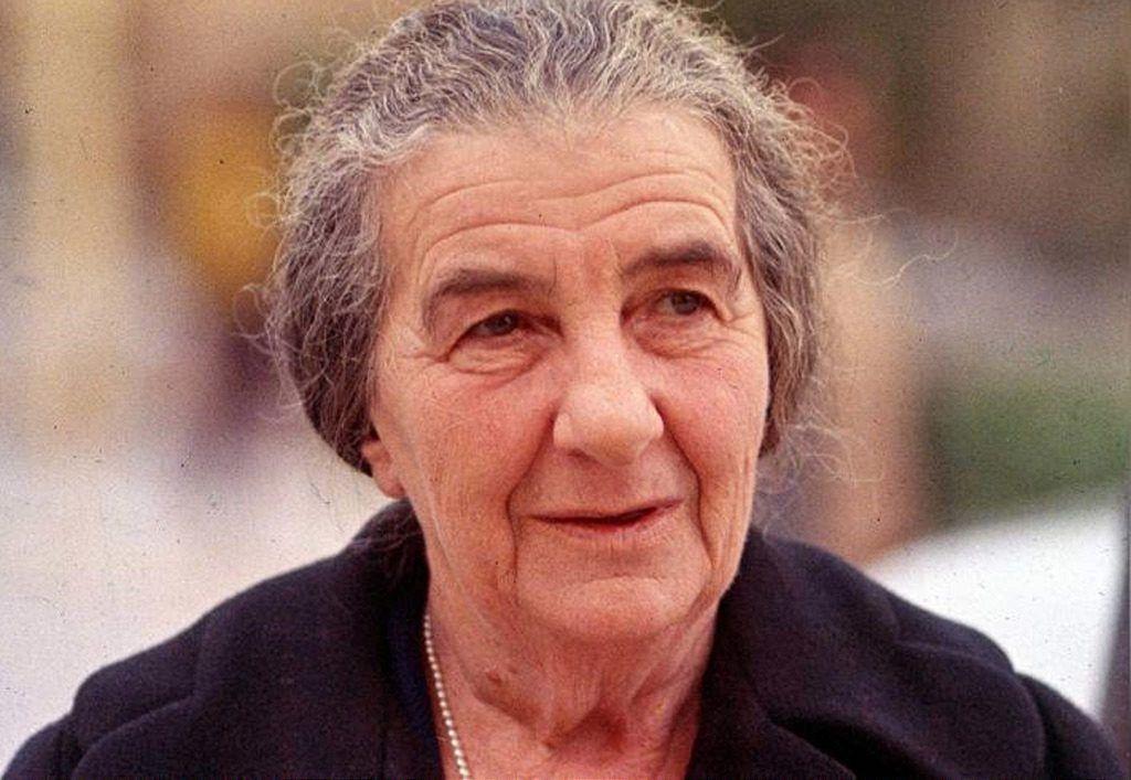 Golda Mier