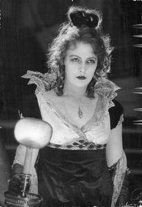 Greta Garbo en Gosta Berling