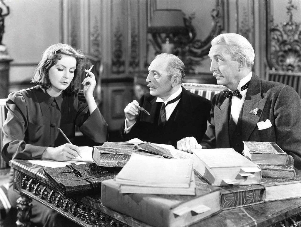 Greta Garbo en Ninotchka