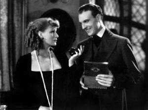 "Greta Garbo en la película """"Romance"""