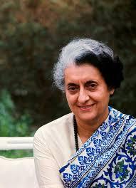 Indira Gandhi. Crédito: web indiainfoline