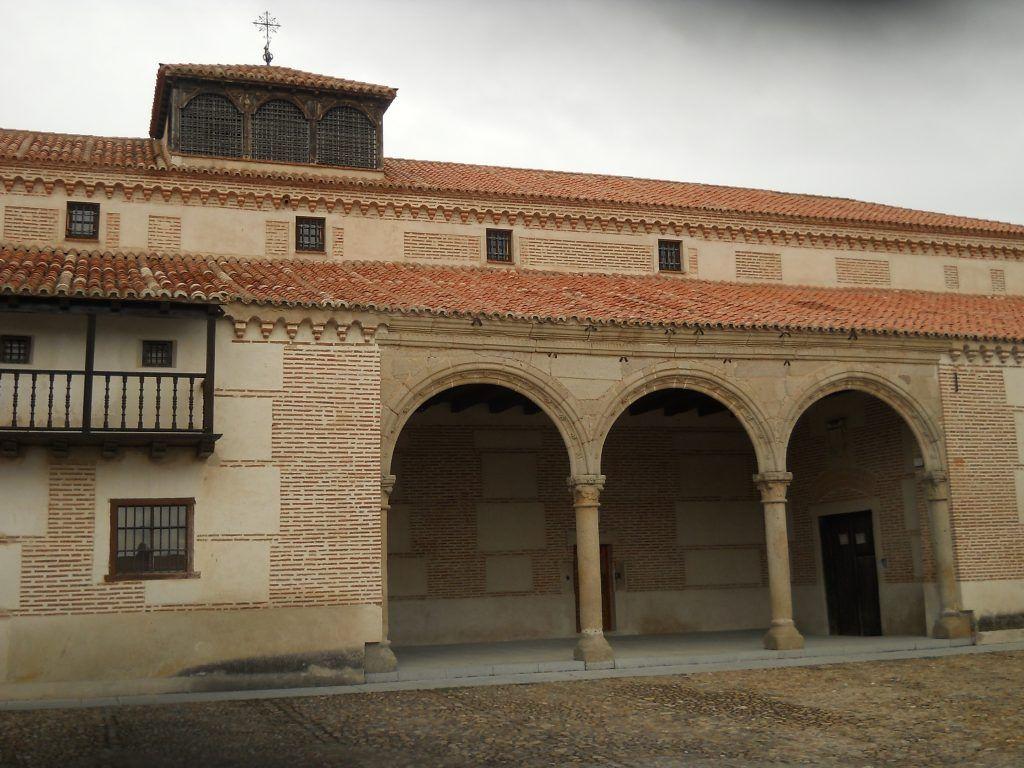 Casa natal de Isabel la Católica, en Madrigal de las Altas Torres, cerca de Ávila. Crédito: fotógrafo: Cruccone
