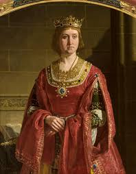 Retrato de Isabel la Católica, realizado por Joaquín Domínguez. Crédito: Ayuntamiento de Sevilla
