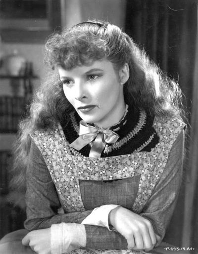 Película Mujercitas Katharine Hepburn