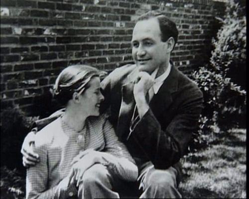 Katharine Hepburn y Ludlow Smith