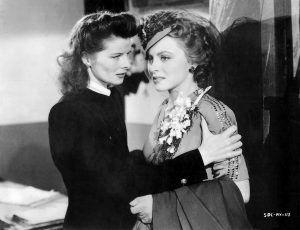 Katharine Hepburn Stage Door