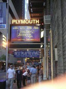 Teatro Plymouth Nueva York