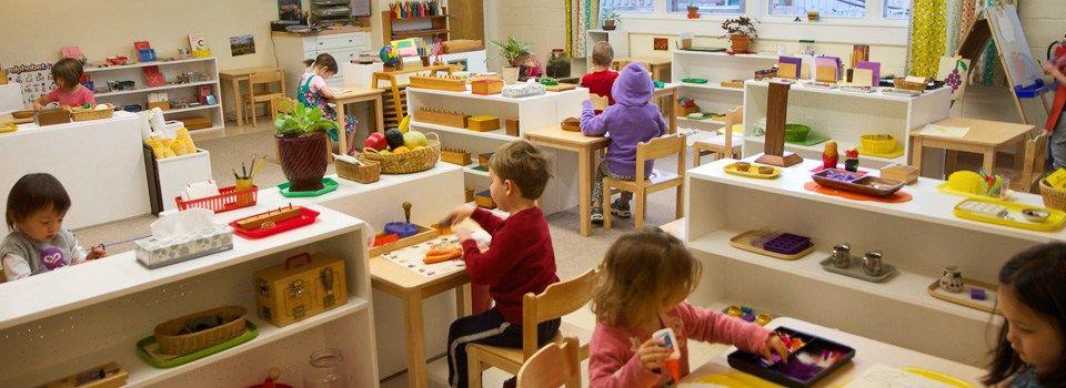 Casa de Niños ideada por María Montessori. Crédito: Blog Guía Montessori