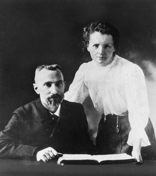 Marie y Pierre Curie Biografía de Marie Curie