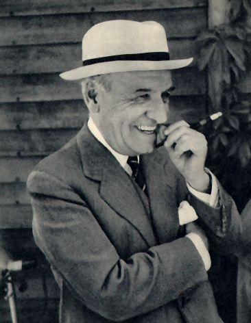 José Ortega y Gasset, filósofo y ensayista español