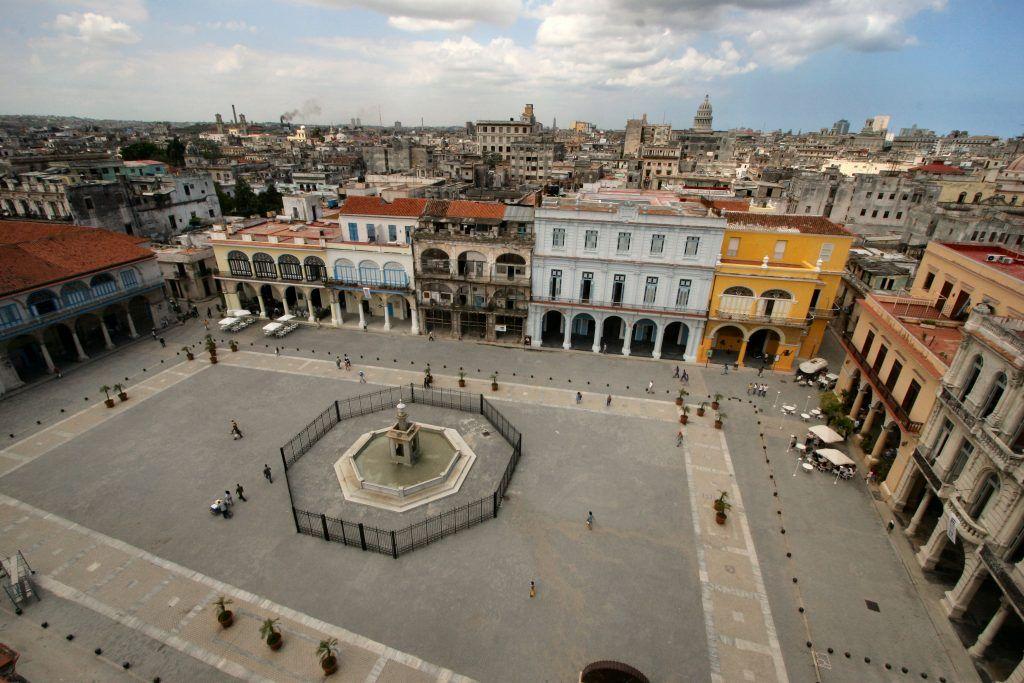 Plaza Vieja La Habana