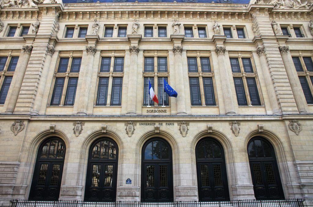 Universidad de la Sorbona. Biografía de Marie Curie