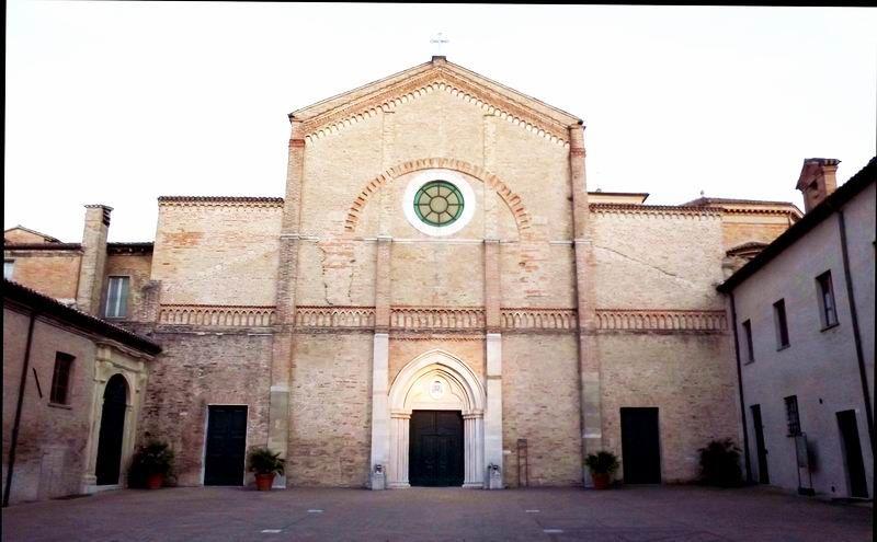 Iglesia de Pésaro