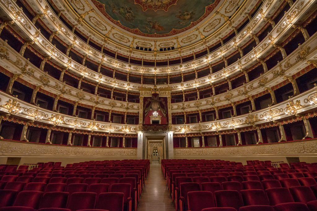 Teatro Regio de Parma