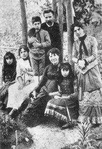Familia de Rosalía de Castro