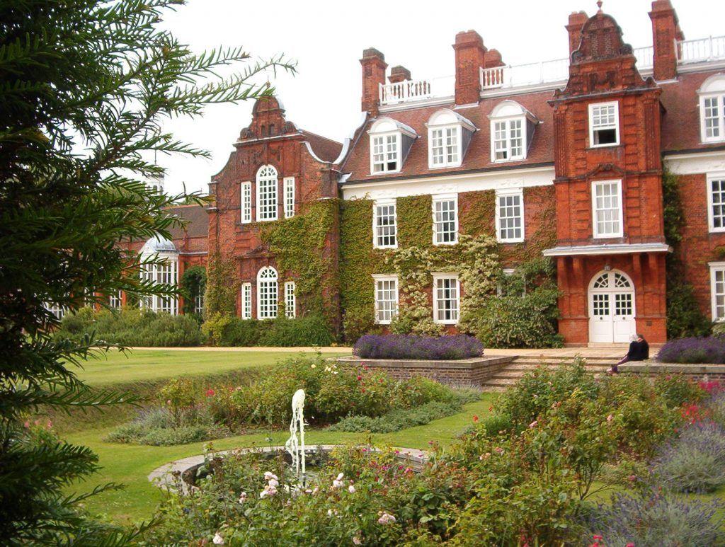 El Newnham College de Cambridge. Crédito: Wikipedia. Azeira.