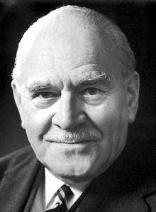 Ronald George Wreyford Norrish. Crédito: Wikipedia
