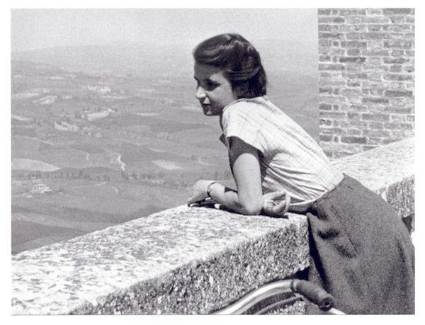 La joven Rosalind Franklin. Crédito: botoblog