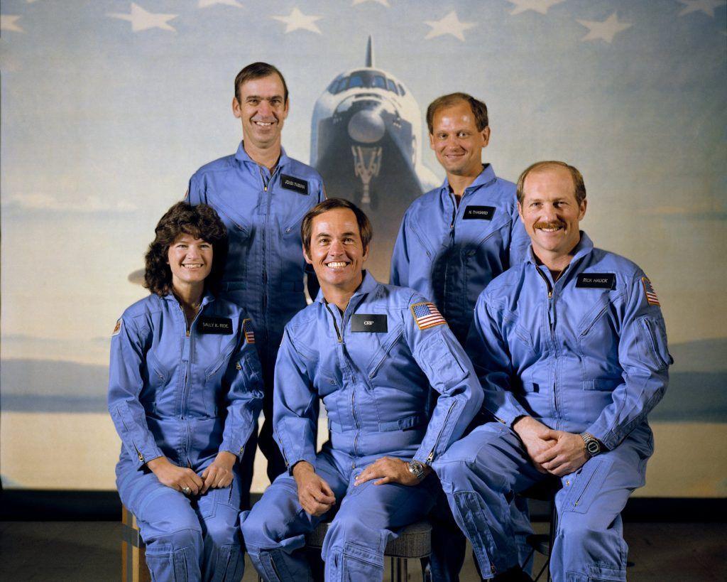 Tripulación del STS-7