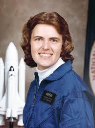 Shannon Lucid en el año 1978