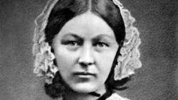 Florence Nightingale de joven