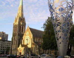Universidad de Canterbury, en Nueva Zelanda. Crédito: Wikipedia