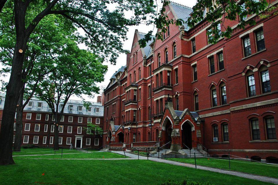 Universidad de Harvard. Crédito: Archivos Universidad de Harvard