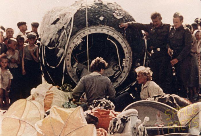 Recuperación Vostok-6
